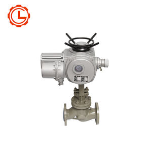 High Quality Standard Flange Stainless Steel J941H Electric Globe Valve