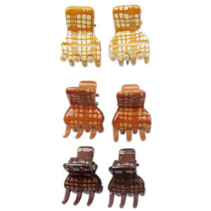 New Korean Style Jelly Hair Claw Chuck Clamp Temperament Hot Sale Hair Clip