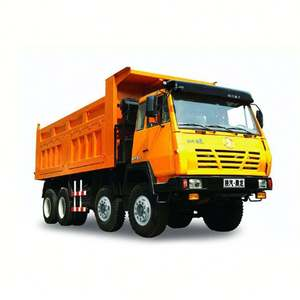 Fcy30 4Wd Site Dumper Truck 3Tons Load Hydraulic Tipping Car
