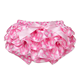 satin baby bloomers infant baby girls pink polka dot bloomers