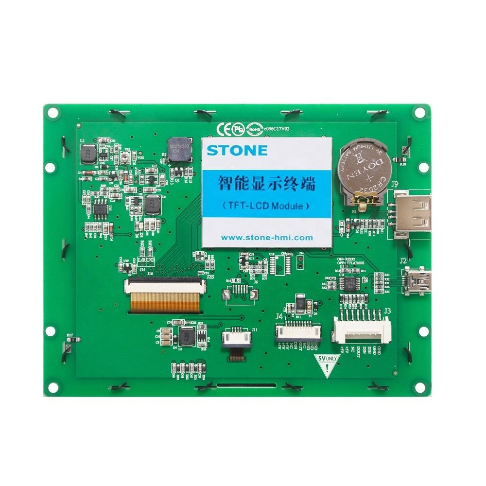 <span class=keywords><strong>Cirkel</strong></span> Lcd-scherm 5.6 Inch Ronde Tft Display Met Capacitieve <span class=keywords><strong>Touch</strong></span> Screen Panel