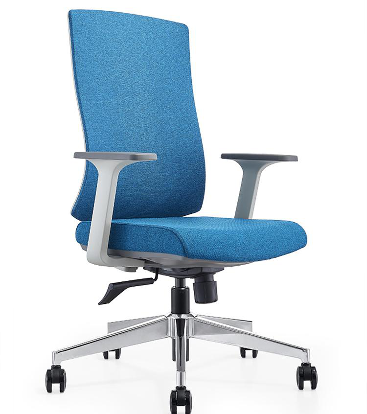 China Popular And Practical Fabric Office Task Chair Backrest,Revolving Chair Office