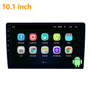 Dubbel Din Multimedia Bluetooth Usb Fm Game Auto Stereo 10 Inch Android Auto Radio