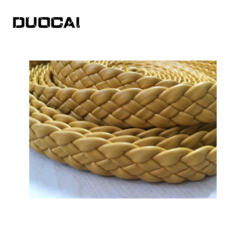 PU artificial leather braided tape