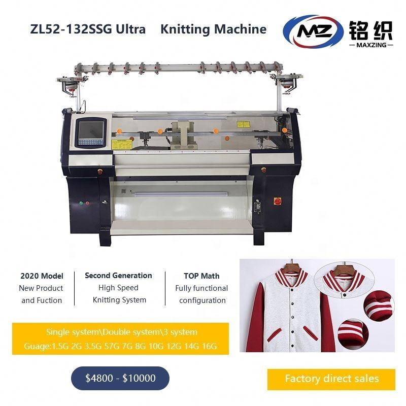 Factory Direct Fore Rib Collar Knitting Machine Mexico In Vietnam Hot Sale