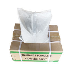 Concrete Expansion Agent, High Range Soundless Rock Cracking Agent