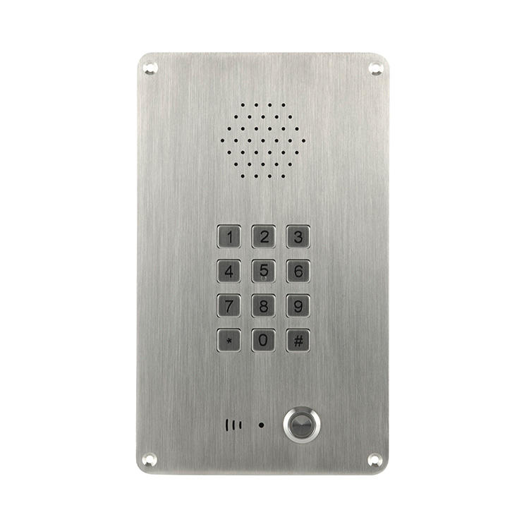IP54 Vandal resistant Door Phone for Intercom communication system