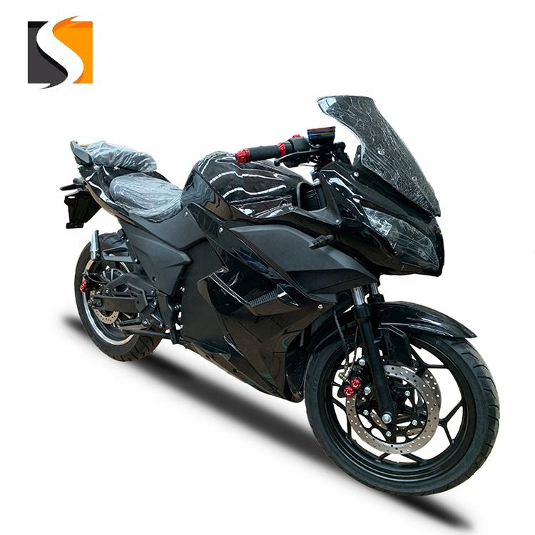 2019 super power 8000w racing electric motorcycle for adult