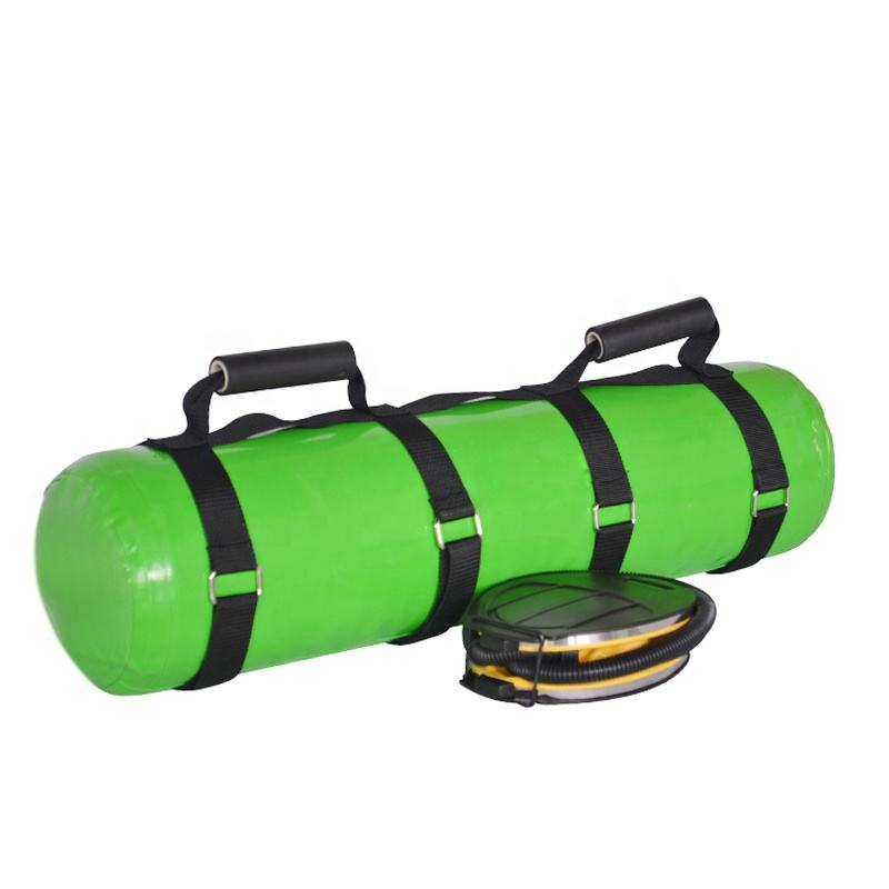 Sand Bag Alternative Adjustable Core and Balance Aqua Bag