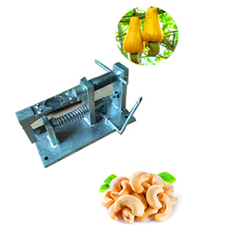 Low price manual cashew husker machine cashew nut cracker cutting shelling machine