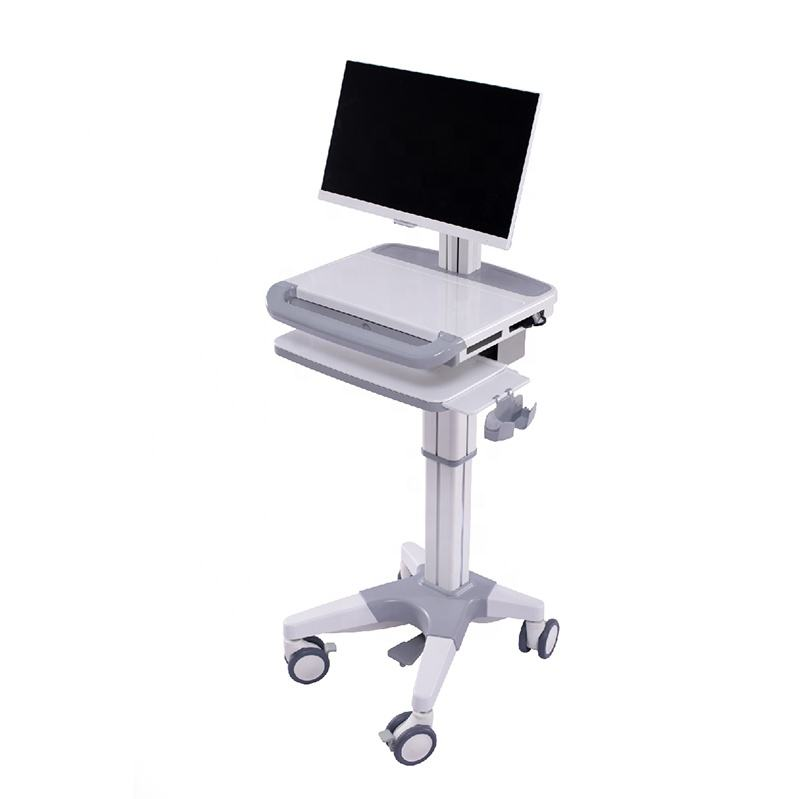 Whole Sale Hospital Workstation Medical Computer Cart