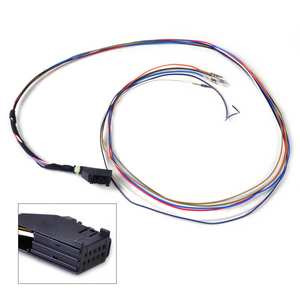 GRA Cruise Control System Harness Cable Wire for VW Jetta Golf Bora GTI MK4 Passat B5 Beetle Skoda Superb Seat 1J1970011F