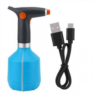 Portable 1 Litre USB Rechargeable Battery Powered Hand Electric Disinfection Sanitizing Sprayers