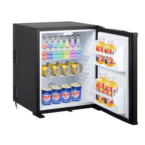 Outdoor in-vehicle Fridges 12V Car Travel Portable mini 40L Fridge Freezer Cooler and Warmer small refrigerator