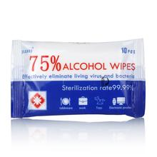 Disposable Wet Wipes For Safety Personal