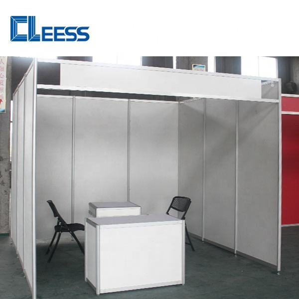 3x3 Shell Scheme Exhibition Booth Partition Walls