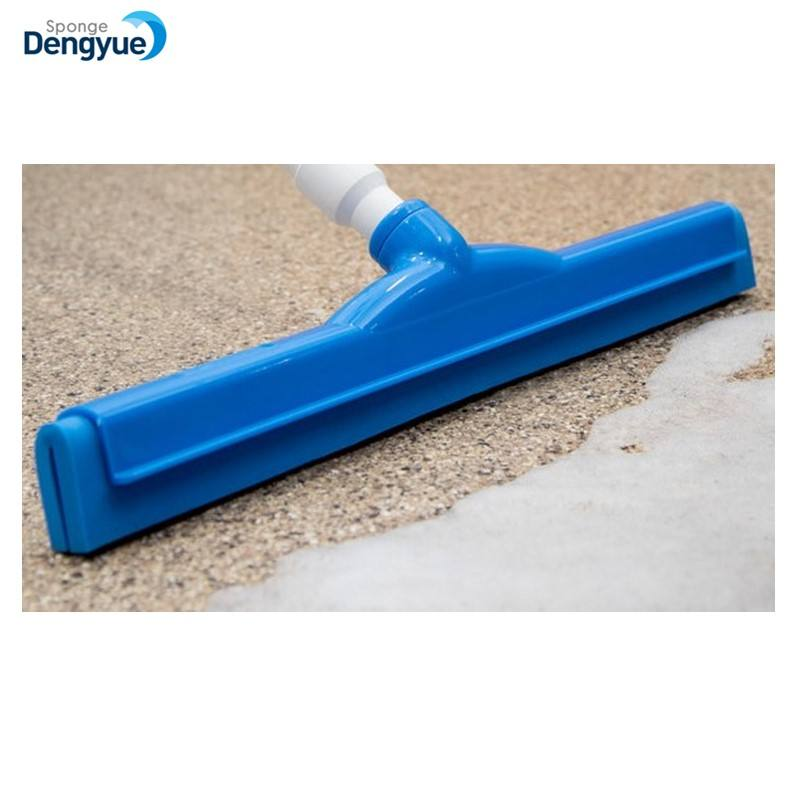 Dual Moss Rubber Floor Squeegee without Handle Alpine Industries 18 in