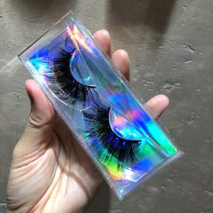 Free 25mm eyelash sample custom lashes 3d box 5d mink eyelashes wholesale vendor