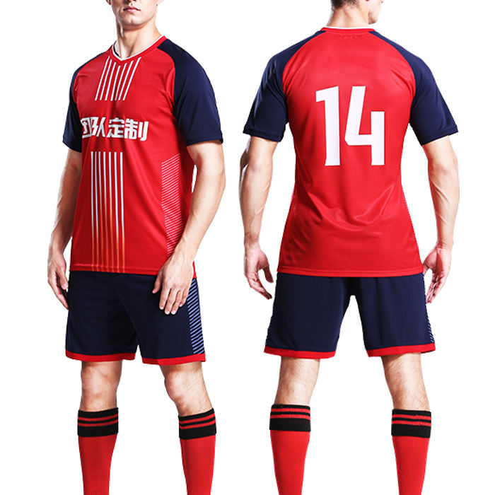 2019 Saidian Custom Made Adults Sublimation Design Soccer Sports Uniform Dry Fit Football Team Kit