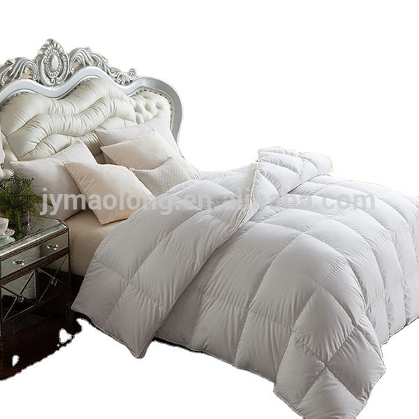Factory Hotel Queen King Size Summer Comforter with 250GSM Polyester Filling