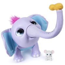 Best  Quality...... Wildluvs Juno My Baby Elephant with Interactive Moving Trunk & Over 150 Sounds