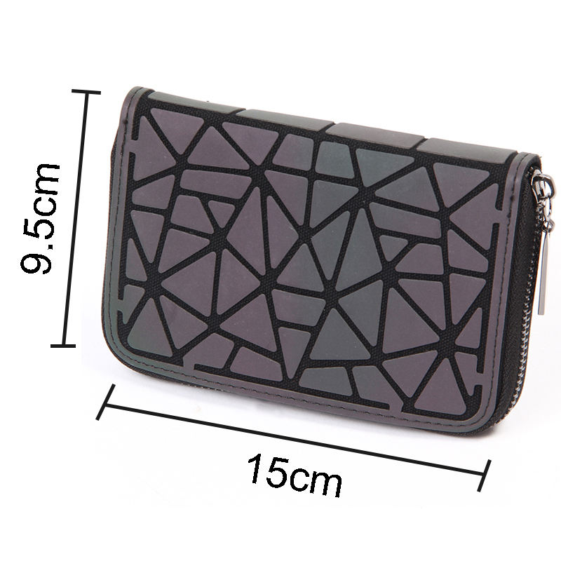 Scales Clutch Handbag Paillettes Wallet Purse Card Money Pocket Message Bag Hot