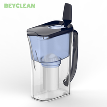 household alkaline charcoal water filter jug carbon block water filter pitcher jug
