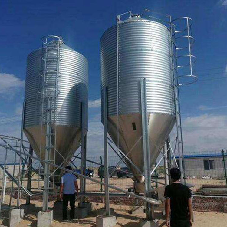 Professional Manufacture Steel Silo For Grain Good Price Cereal Granary