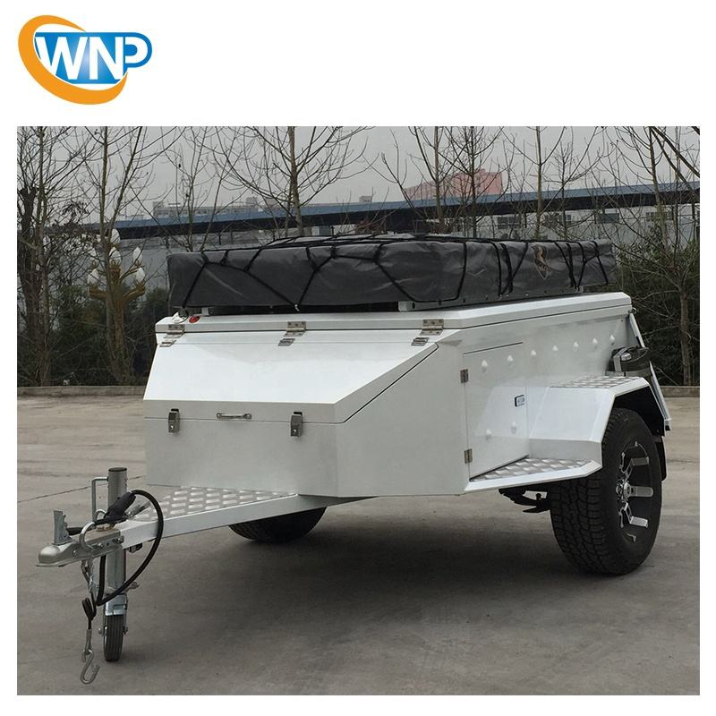 WNP Военная Униформа atv off road camper прицепы мини караван крюк мини для кемпинга
