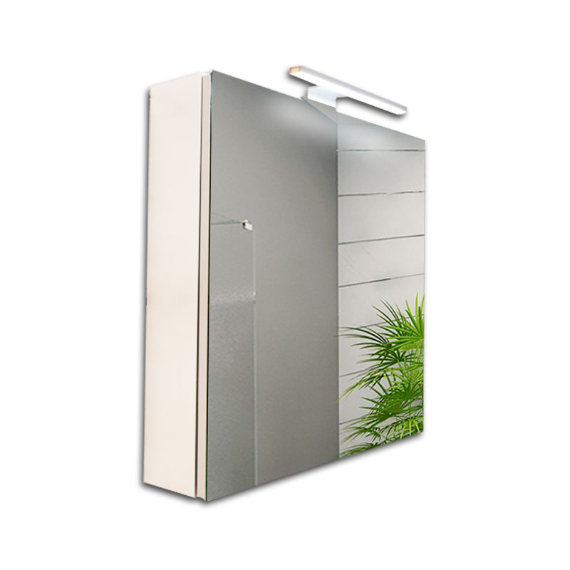 Dheem Aluminum Bathroom Furniture Display Storage Cabinet Bathroom Vanity Mirror Cabinets