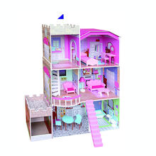 Attractive price new type doll princess house