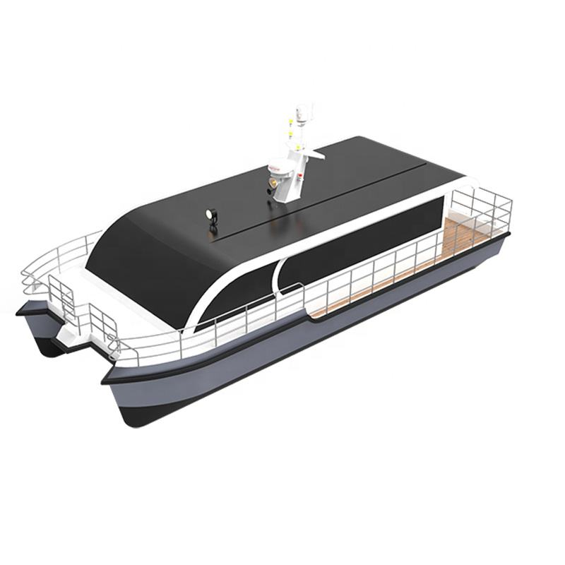 12m 40ft 42 passengers Aluminum water taxi ferry boat passenger boat for sale