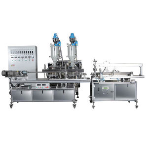 Long Durable PP Roll Filter Making Machine Full Form