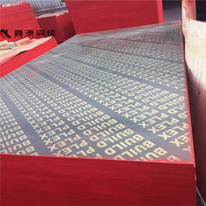 17mm marine plywood concrete formwork shuttering plywood