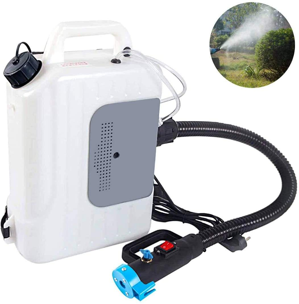 Agricultural Knapsack Power Sprayer 10 L Electric ulv Nebulizer farm for Indoor Public Places Garden Industry Office Farm