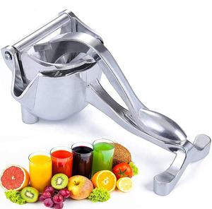 Handleiding Fruit Juicer Legering Citruspers, Zware Hand Druk Fruit Juicer Afneembare Lemon Lime Squeezer