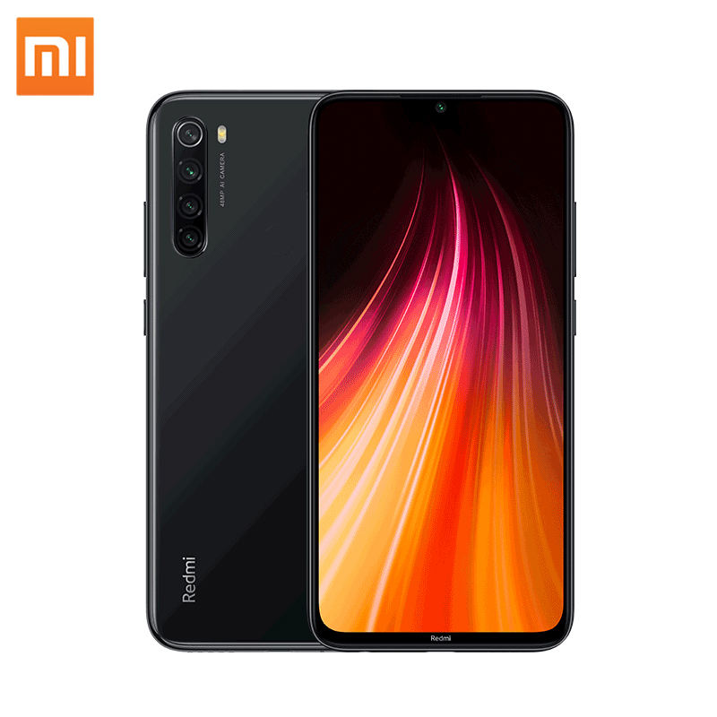 Global Versie Xiaomi <span class=keywords><strong>Redmi</strong></span> <span class=keywords><strong>Note</strong></span> <span class=keywords><strong>8</strong></span> 4Gb 64Gb Qualcomm Snapdragon 665 4000Mah Mobiele Telefoon