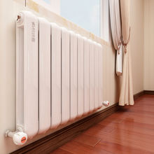 No rust warmer central radiator for homes heating systems
