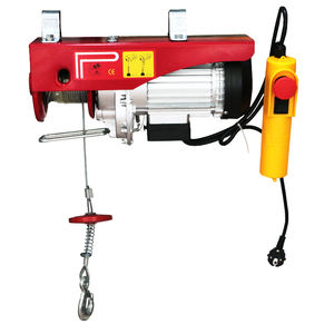 Electric Hoist Electric Winch 1760lbs with 15m Wire Rope and Remote Control