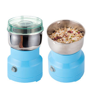 Small Spice Powder Electric Grinder Machine Home Mini Multipurpose Food Processors