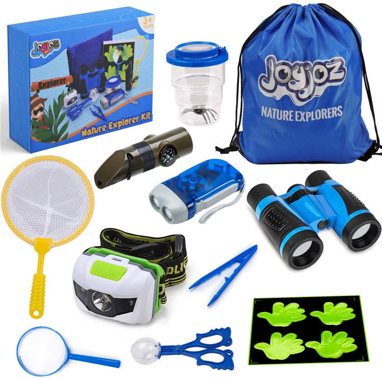 Wholesale outdoor adventure Kit toys set kids explorer kit