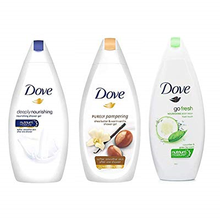 Dove Deeply Nourishing Body Wash 500 ml