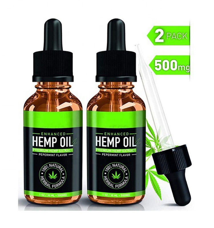 Bulk Full Spectrum Cannabidiol Organic Seed Extract Hemp Oil