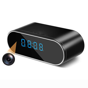 HD 1080P Night Vision Wireless WiFi Clock Camera Smart Hidden Camera Clock