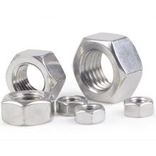 factory sell  DIN934 stainless steel 304 hex nut