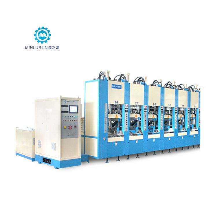 High Speed High Configuration Plastic EVA Injection Molding Machine for Sport Sandal Shoes Sole Making Sandal Making Machine