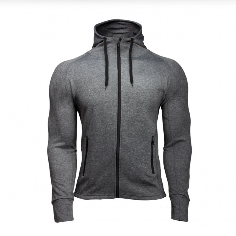 SW19FYFWY59 Spier Man Gym Training Hoody Running Jacket Sport Workout Hoodies