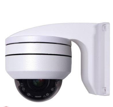 Compatible HIK 4X optical zoom 5MP ONVIF PTZ Camera Night Vision POE Outdoor Waterproof cctv Security ip ptz cameras