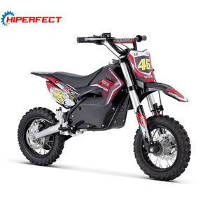 1200W mini moto cross 48V lithium battery kids sport electric motorcycle