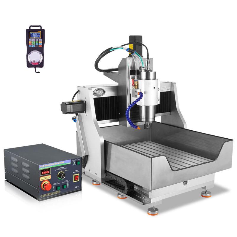 CNC 조각 기계 작은 diy 나무 조각 금속 자동 다기능 컴퓨터 전기 목공